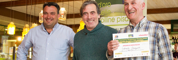 Roberto Cagnoli ha vinto il campionato interregionale Toscano-ligure 2015