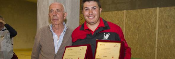 Alessandro Di Lena del Molise è campione d'Italia
