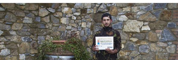Maurizio Mariani è il campione toscano di potatura 2018